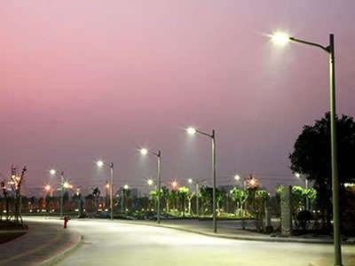 LED Street Light Project